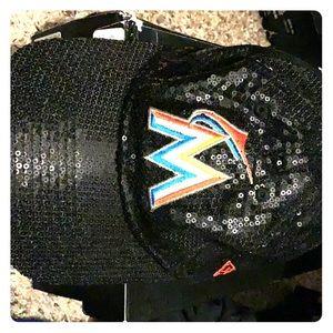 Marlins PINK hat